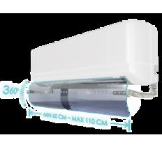 Usmerňovač prietoku vzduchu SmartWING